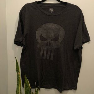 Marvel Comics Punisher Graphic T-shirt